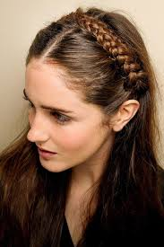 braided band braided band easy party hairstyles styles for