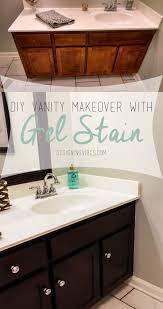 bathroom cabinets painting wood bathroom vanity chalk paint