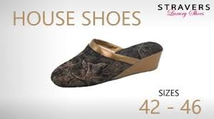 Bedroom Shoes For Womens Large House Shoes For Women Size 8 9 9 5 10 U0026 11 Stravers