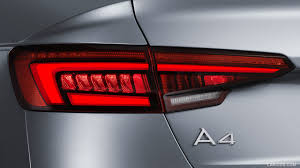 2016 Audi A4 Florett Silver Tail Light Hd Wallpaper 127