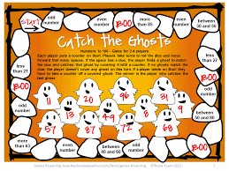 Halloween Multiplication Worksheets 3rd Grade by Fun Games 4 Learning Halloween Math Freebies