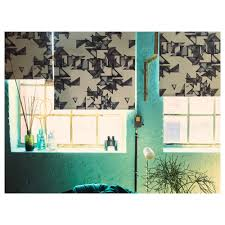 ikea ps 2017 block out roller blind grey 100x195 cm ikea