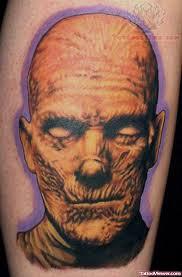 nate beavers mummy tattoo gallery tattoo viewer com