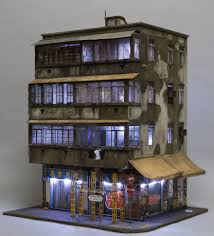 Miniature by Urban Miniature Cities So Detailed You U0027ll Need A Magnifying Glass