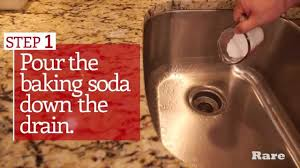 how to unclog a sink without baking soda unclog your sink without harmful chemicals rare life youtube