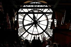 Giant Clocks by The Rose Record Day 2 Paris