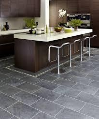 modern grey kitchens appliance kitchens with slate floors slate flooring kitchen