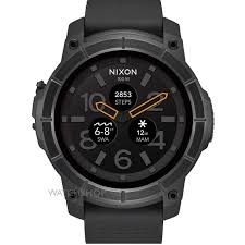 smart watches android nixon gents the mission android wear bluetooth smart a1167