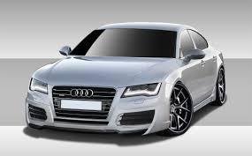 Audi Q5 Body Kit - audi a7 full body kits audi a7 5 pc full body kit 12 13 14 15