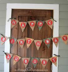 celebrate with a creative birthday signs for family parties