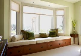 Bay Window Bench Ideas Bay Window Ideas Dining Room Traditional With Bay Window Bay