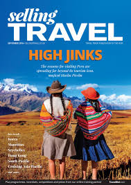 selling travel september 2016 by bmi publishing ltd issuu
