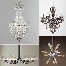 Camilla Chandelier Pottery Barn Affordable Chandeliers Fall 2012 Popsugar Home