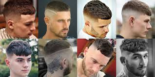 goodlooking men with cropped hair french crop haircut cropped hair for men men s haircuts
