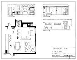 elegant living room floor plan architecture nice