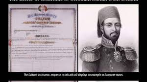 Ottoman Aid To Ireland When Islamic Caliph Muslims Helped Save Ireland In 1847