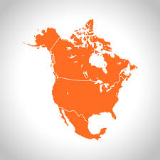 map of canada us us canada mexico crossborder operations by jurisdiction