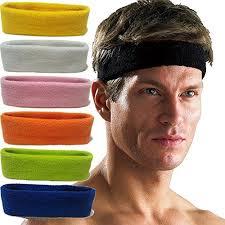 cloth headbands black cloth headband