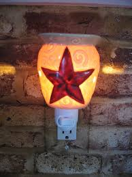 rustic star plug in www scentsy com amyswicklessscents amy