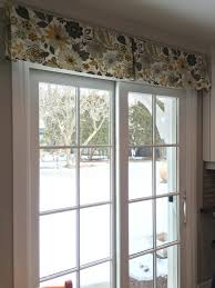 Button Valance Box Pleat Valance With Buttons Click In The Dining Room The