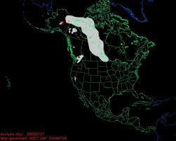 Alaska Fires Map by U S Air Quality July 2009 Archives