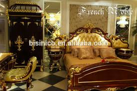 bisini noble collection luxury antique bedroom furniture set bf01