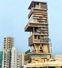World S Most Expensive House Billionaire Mukesh Ambani U0027s 47 Storey Bombay House Named World U0027s