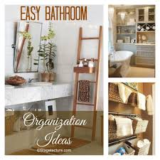 bathroom organizers ideas up tips easy bathroom organization ideas