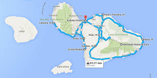 Kahului Airport Map What To See And Do In Maui Hawaii U2014 Gemini Connect