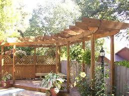 Garden Bench With Trellis by Garden Arbor Ideas Garden Design Ideas