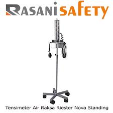 Tensimeter Air Raksa Abn tensi meter standing riester rasani safety