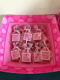 nail baby shower favors meet the neisslies rewind wednesday lindsay s baby shower
