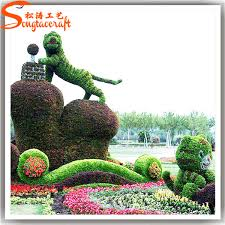china supplier high quality artificial topiary tree landscape