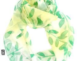 silk summer scarf pink scarf bohemian boho scarf fashion