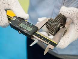 different types of measuring tools and gauges used on ships it has got two different jaws to measure outside and inside dimension of an object it can be a scale dial or digital type vernier caliper