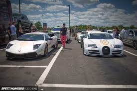 bugatti gold and white rallying an r35 from dc to nyc speedhunters