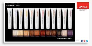sebastian cellophanes colors hc m cellophanes color chart preview all about the salon