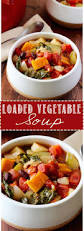 thick and chunky vegetable soup simply sissom