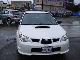2007 subaru wrx 2007 subaru impreza wrx sedan awd auto sales