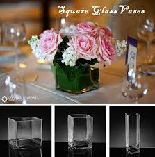 Small Vase Flower Arrangements Bulk Glass Wedding Vases How To Pick The Best And Where To Get Them