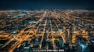 willis tower chicago amazing view of chicago top of the willis sears tower hd wallpaper