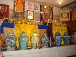 Buddhist Treasure Vase Robina Courtin Wealth Vase Consecrations