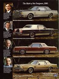 Old Lincoln Town Car Curbside Classic 1983 Lincoln Continental Mark Vi U2013 Missing The Mark