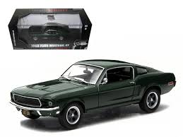 1968 Mustang Fastback Black Diecast Model Cars Wholesale Toys Dropshipper Drop Shipping 1968