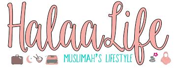 blogger muslimah halaalife blog