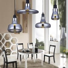 glass kitchen pendant lights online get cheap smoked glass pendant light aliexpress com