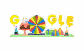 celebrated its 19th birthday by 19 best doodle