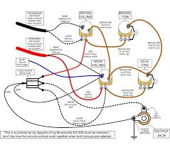 wiring diagram for epiphone wiring diagram byblank