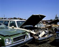 wrecked car state of texas salvage title laws