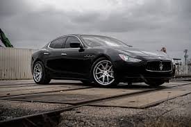 custom maserati ghibli maserati ghibli get completed with new ferrada fr2 wheels u2013 need 4